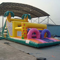 Various high quality kids colorful obstacle course equipment