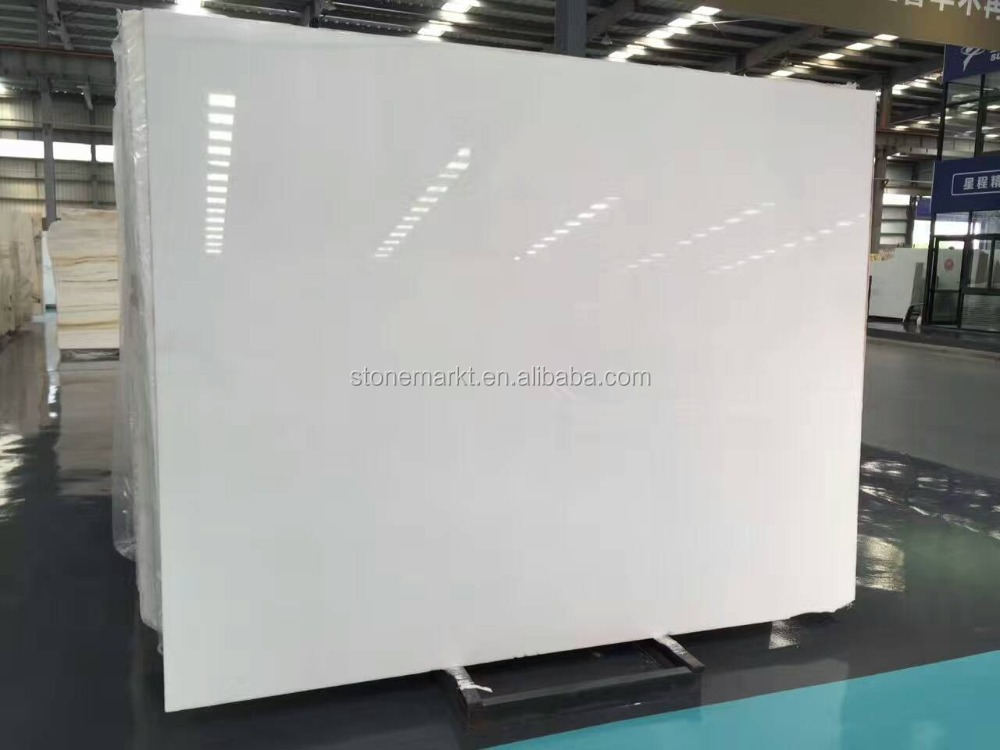 Competitive White Jade Marble Stone Slab & Tiles