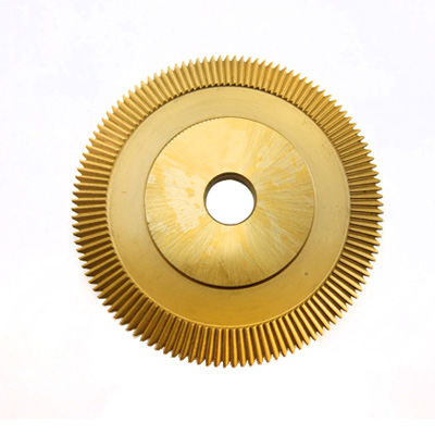 high quality 100-H,100-G horizontal milling cutter for flat double head key machine 082073