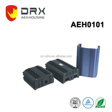 aluminum diecasting electronic product extruded aluminum electronic outdoor enclosures 104x52.7mm
