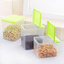 household kitchen plastic container for food storage kitchen household items
