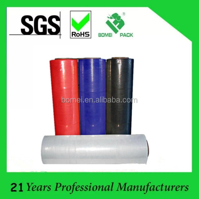 LLDPE Jumbo Roll Stretch Film for Pallet Wrapping