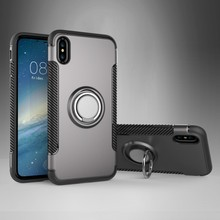 Mobile phone accessories shockproof cover 2 in 1 tpu pc case for iphone 8, for iphone 8 case hybrid, for iphone 8 armor case