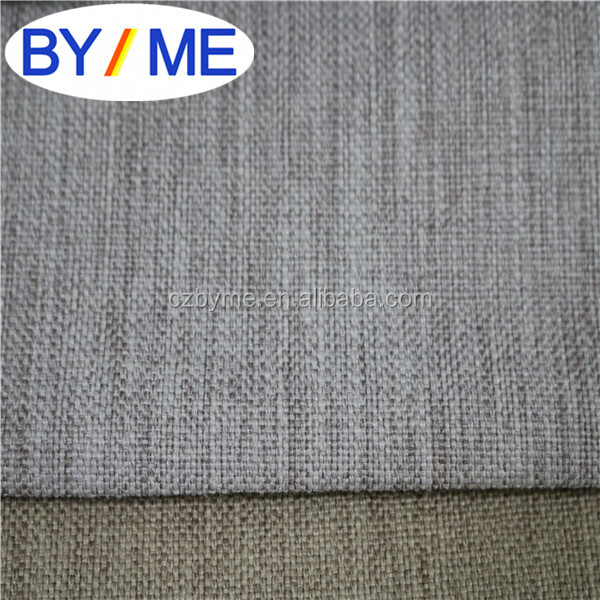 100 % polyester upholstery sofa fabric