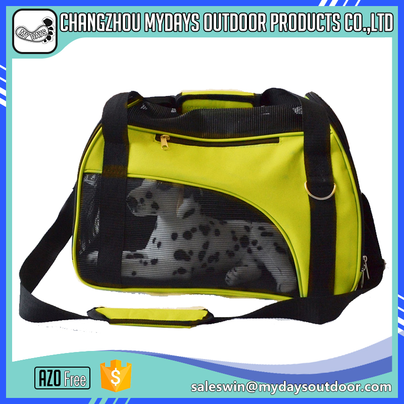 china Unique high quality space bags for carry dogs