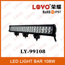 Intelligent led light bar 108W Boat Electronic waterproof IP68 boat for hunting