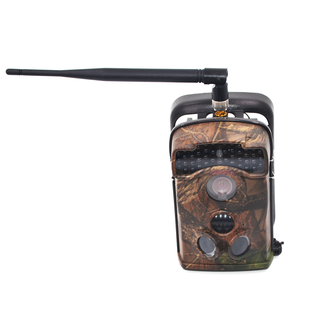 LTL5610WMG wide angle 12mp Infrared digital hunting trail camera with 44pcs invisible IR LEDs support GPS function