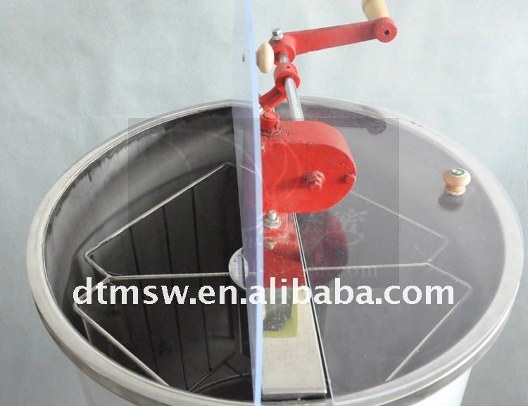 Stainless steel honey extractor for Australia market