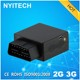 Sim card tracking 3g obd 2 gps tracker tracking device for car