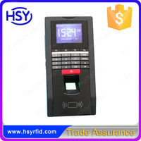 Biometric Fingerprint time attendance access control with free software,SDK