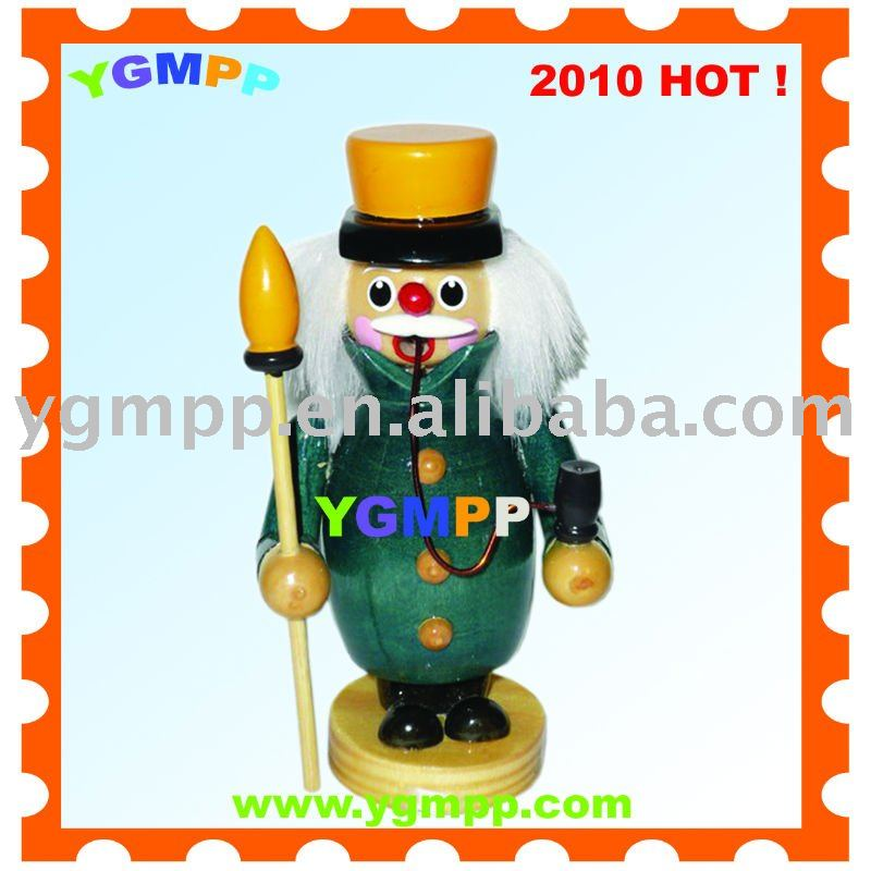 Sell WSM-04 Wooden smoking man,wooden craft,wooden gift