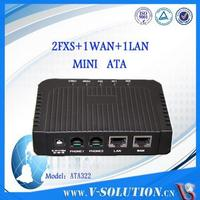 2FXS Optical ATA VoIP RJ45 Wireless Adapter Linksys PAP2T
