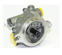 CHEAP EXCAVATOR GEAR PUMP K3V112DT HYDRAULIC GEAR PUMP FOR KAWASAKI