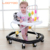 2019 China supplier low cost 2 in 1 rocking baby walker with music and toys
