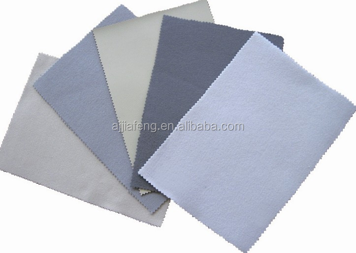 High quality PP/PET short fiber needle punched non woven fabirc