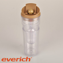 24oz Custom sports water protein shake bottle