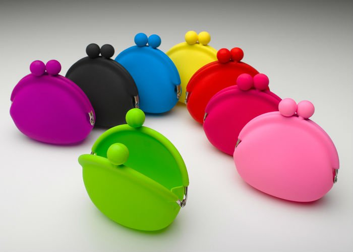 Nice Wholesale Silicone Coin Purse