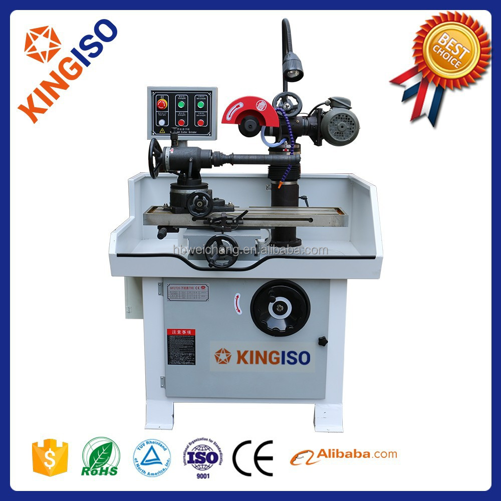 2015 Hot-sales MG2720 universal sharpening machine professional knife sharpening equipment with ISO