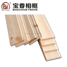 Japanese Cypress Solid Wood Boards Wall Panel