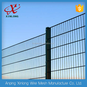 CE Certificate High Quality Double Wire Fence for DIY Security Fence Online Sale