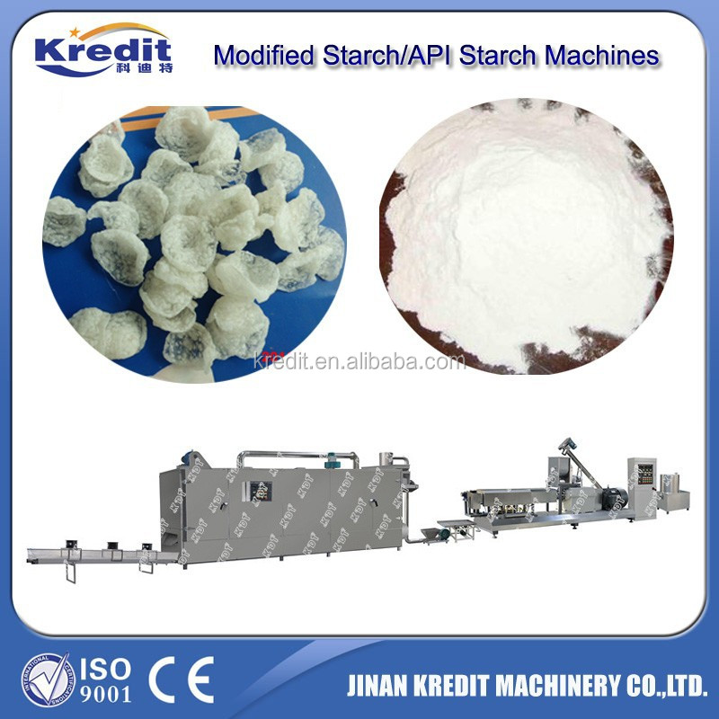 Oil Drilling Starch Machines/Modified Starch Processing Machines