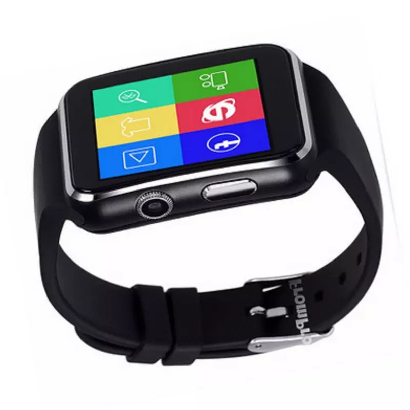 Newest X6 Bluetooth Smartwatch With Camera SIM Card For <strong>Apple</strong> iOS Android Smart Watch 2018