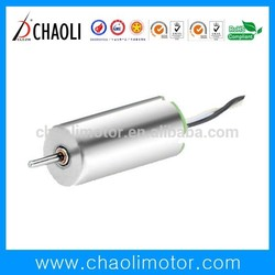 high reliability motor core CL-0612 for personal care product