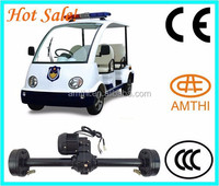 850w Eletric Vehicle Rear Axle With Brushless Motor,Auto rickshaw motor rickshaw kits,Amthi