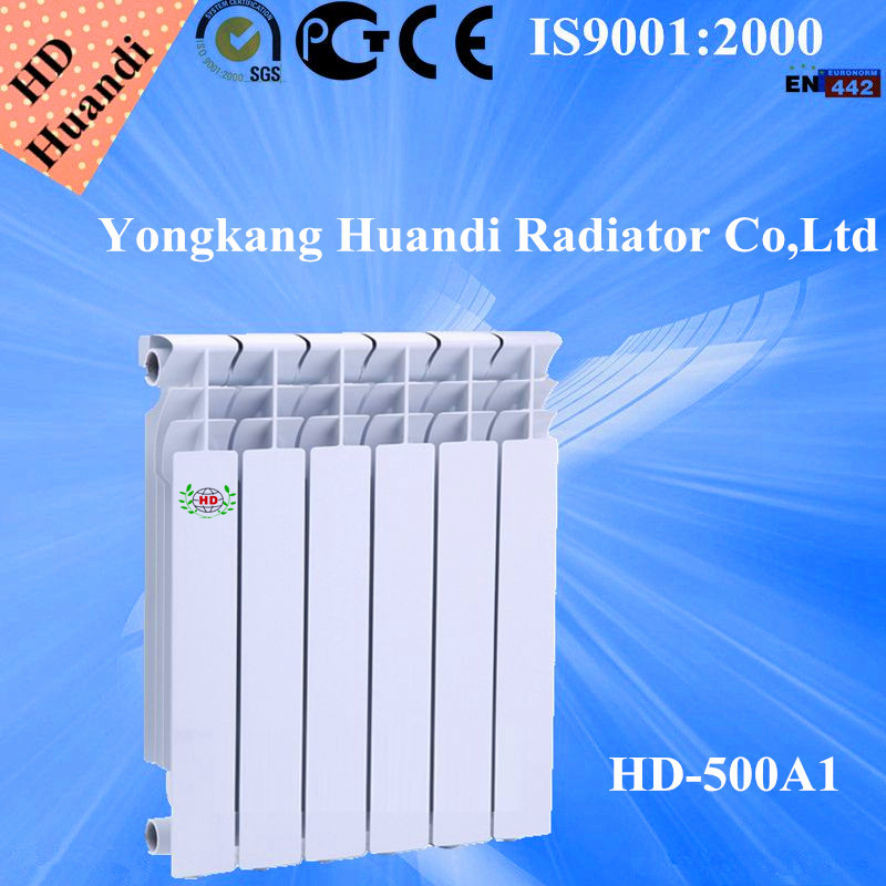 HVAC Modern die casting hot water aluminum radiator