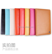High quality simulation flip leather phone case for ipad mimi