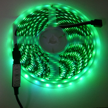 DC5V USB IP65 60LEDs/M SMD 5050 LED strip light flexible RGB