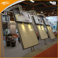 High quality customized aluminum profile exhibition system