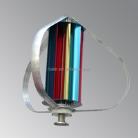200w mini vertical axis wind turbine
