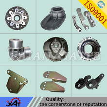 stainless steel automobile spare parts