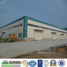 Prefab Metal Steel Structure Warehouse With High Quality