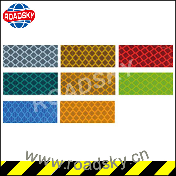 Acrylic Various Color Economic Grade Reflective Sticker Sheet