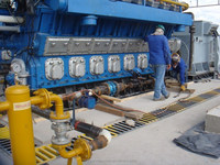 natural gas generator sets china manufacture