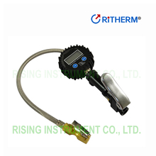 Digital tire inflator with pressure gauge Tire Inflator gauges