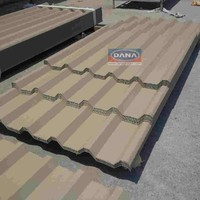 Corrugated Roof Sheet In Africa Gi Aluinium DANA STEEL