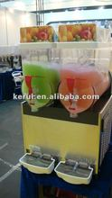 magnetic transmission and double-side refrigeration 15L slush machine