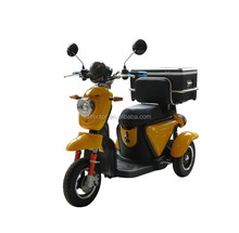 Hot selling three wheel motorcycle scooter disabled tricycle adult tricycle