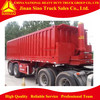 SINO Two Axles Side Lift Tipper