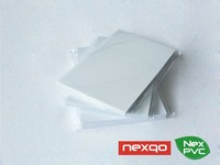 Nexqo PVC Sheet Wholesale Low Cost PVC Flexible Plastic Sheet for Card Making