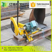 Plant Railroad Ties Factory Wholesale Price industrial metal cut off saw