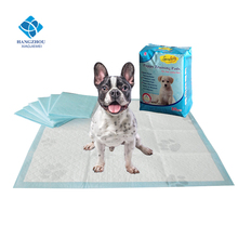 Indoor cleaning disposable puppy sanitary pads urine mat pet products