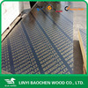 container flooring plywood/China film covered laminated faced plywood for construction/concrete formwork