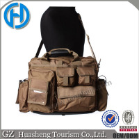 Tactical Laptop Shoulder Bag Case for Wargame