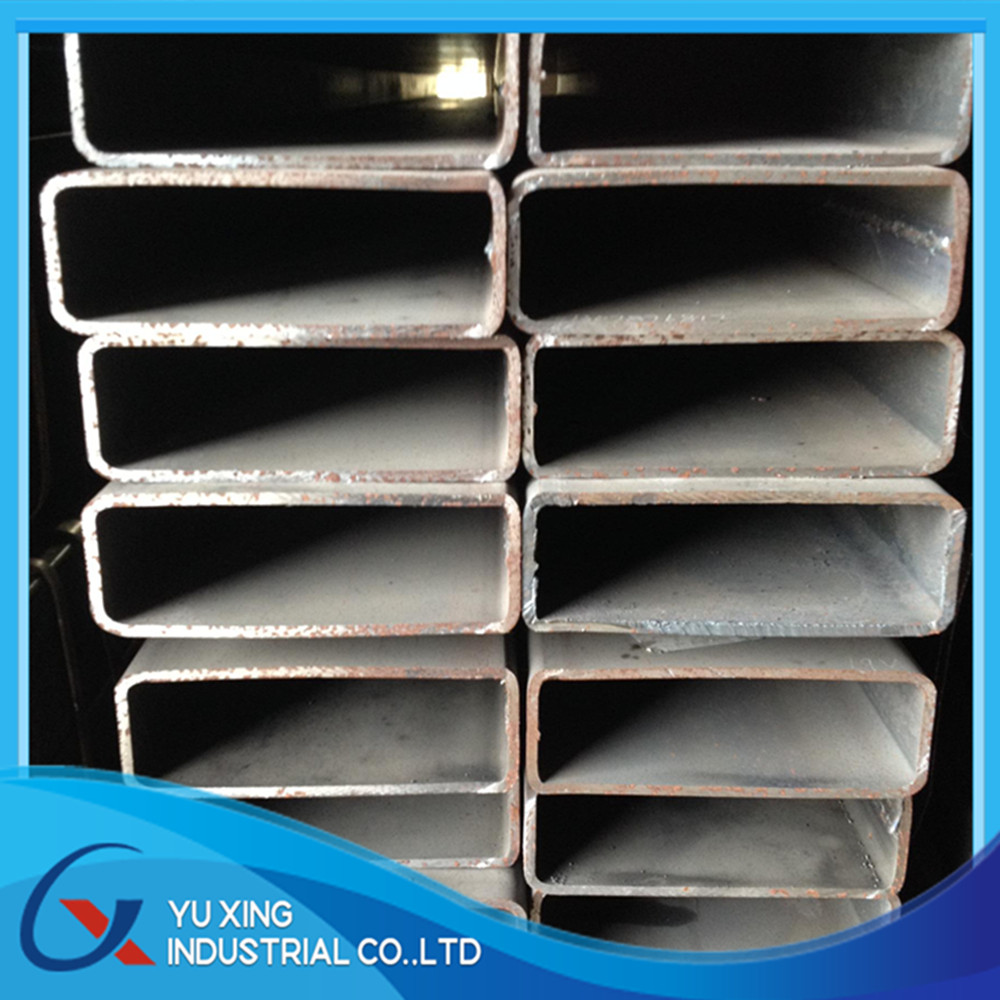 RHS hollow section rectangular steel tube/ pipe sizes