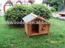 WOODEN DOG HOUES