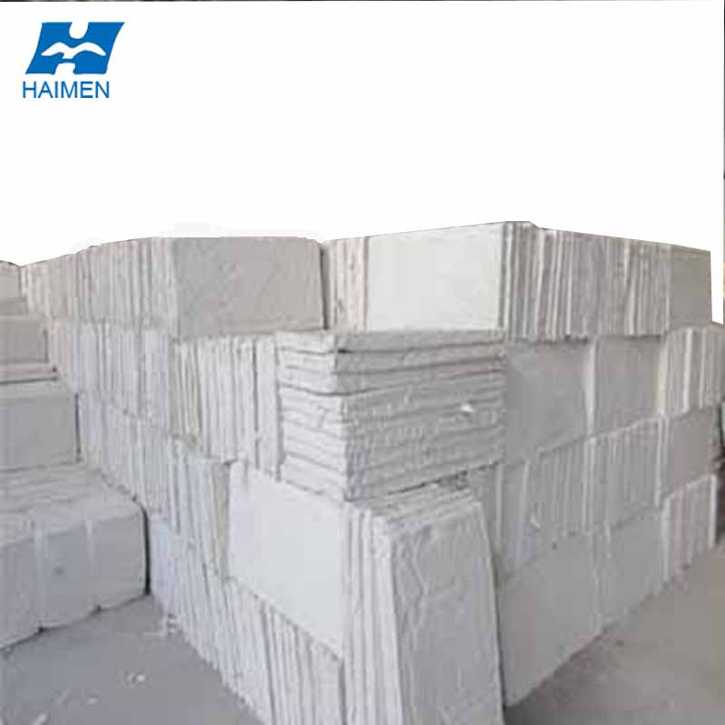 green thin insulation non flammable calcium silicate board